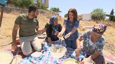 Turgay Başyayla ile Lezzet Yolculuğu 84. Bölüm - Pınar Eliçe 2. Kısım