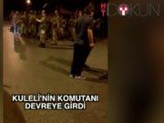 Darbeci albayı dehşetin tanıkları teşhis etti