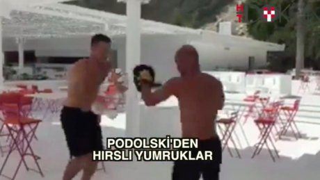 Acı yok Podolski!