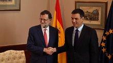 İspanya'da hükümeti kurma çalışmaları
