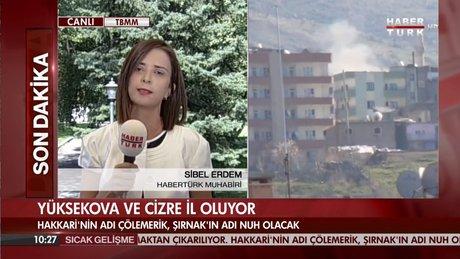 Cizre ve Yüksekova il oluyor