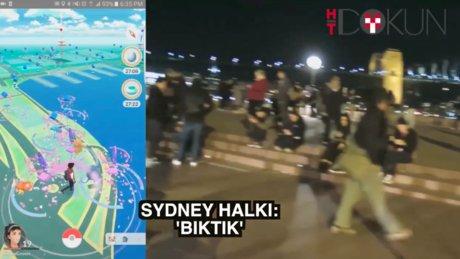 Sydney'liler: Pokemon'dan bıktık