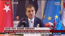 AB Bakanı Ömer Çelik açıklama yaptı.