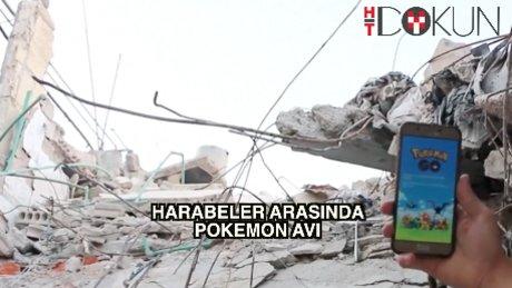 Pokemon Go'yu Suriye'de oynamak