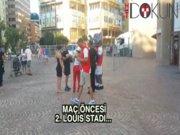 Monaco - FB maçı öncesi 2. Louis Stadı