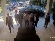 Hulusi Akar'ın Başbakanlık Çankaya Köşkü'ne getirilişi
