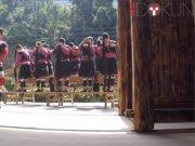 Çin'de Rapunzeller köyü