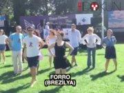 Brezilya'dan dans esintisi: Forro