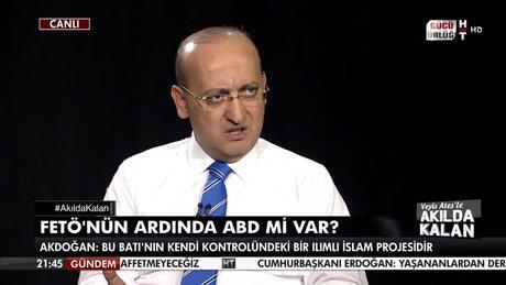 Yalçın Akdoğan Habertürk TV'de