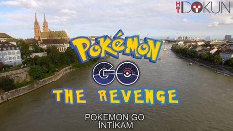 PokemonGo'yu tersine çevirdiler