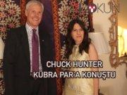 ABD İstanbul Başkonsolosu Chuck Hunter Kübra Par'a konuştu