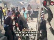 İdlib'te insanlık bombalandı