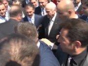 Devlet Bahçeli partililer tarafından karşılandı