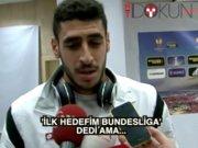 Tolga Ciğerci Galatasaray için geldi