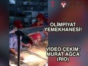 Olimpiyat yemekhanesi