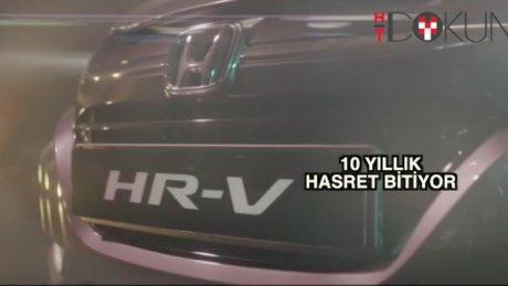 Honda HR-V: 10 yıllık hasret bitti