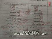 Esad Osmanlı tarihine el attı!