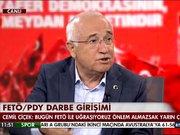 Cemil Çiçek Habertürk TV'de
