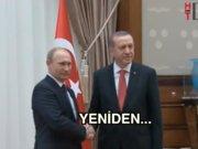 Erdoğan ve Putin'den yeni sayfa