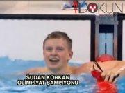 Rio'nun rekortmen şampiyonu Peaty sudan korkarmış!