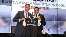 Beşiktaş, Adriano Correia ile sözleşme imzaladı