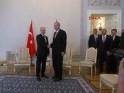 Cumhurbaşkanı Erdoğan ve Putin bir araya geldi