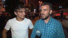 Yenikapı'daki mitinge katılmak için 4 saat yüzdüler