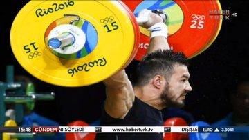 Milli sporcu Daniyar İsmayilov gümüş madalya kazandı