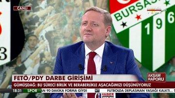 Göksel Gümüşdağ Habertürk TV'de