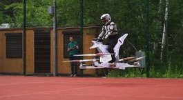 Böyle motosiklet görmediniz!