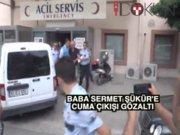 Hakan Şükür'ün babasına cuma çıkışı gözaltı
