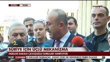 Dışişleri Bakanı Çavuşoğlu soruları yanıtladı