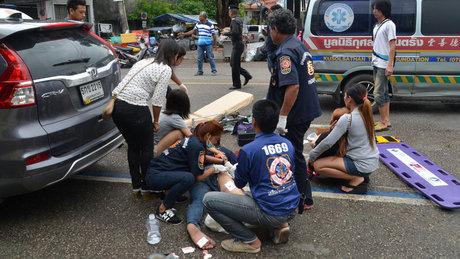 Tayland'da art arda patlamalar: 2 ölü, onlarca yaralı