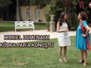 Fransa İstanbul Başkonsolosu Muriel Domenach Kübra Par'a konuştu