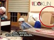 Adil Öksüz Fethullah Gülen'le aynı karede