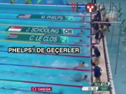 Rio'da şok: Michael Phelps 2. oldu!