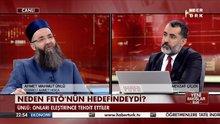 Cübbeli Ahmet Hoca Habertürk TV'de neden FETÖ'nün hedefinde olduğunu anlattı