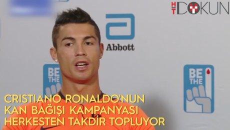 Kızılay Ronaldo'nun peşinde