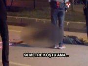 Vuruldu, 50 metre koştu ama öldü