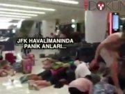 JFK Havalimanında 'silah' paniği