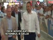Dick Advocaat Fenerbahçe için İstanbul'da