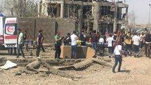 Diyarbakır'da Bölge Trafik Müdürlüğü yakınında patlama