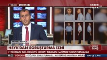 HSYK'dan soruşturma izni