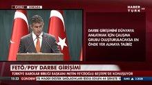 Metin Feyzioğlu: Cumhurbaşkanımızın açıklamalarından sonra yüreğimiz ferahladı