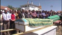 Sulama göletinde boğulan çocukların cenaze namazı