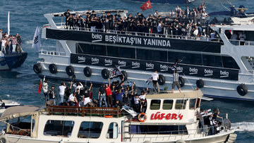Kombinenin lideri Beşiktaş