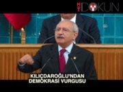 Kılıçdaroğlu'ndan bürokratlara komisyon tepkisi