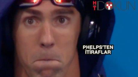 Michael Phelps: Herkes havuza işiyor