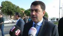 İstanbul Valisi Şahin'den batan tekne açıklaması