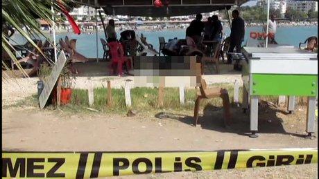 Adana'da parkta erkek ve kadın cesedi bulundu